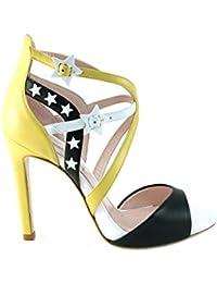 Womens 4010t Open Toe Heels Gianni Marra