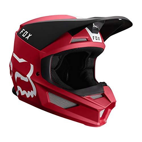 Fox Helm V-1 Mata Cardinal, Größe M