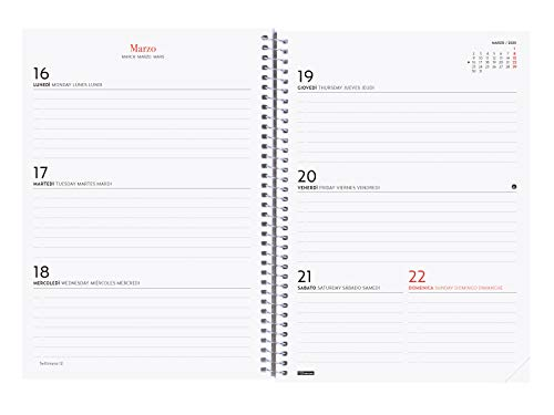 Zoom IMG-1 finocam design collection elegant agenda