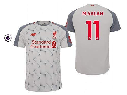 New Balance. Trikot Herren FC Liverpool 2018-2019 Third PL - M. Salah 11 (L)