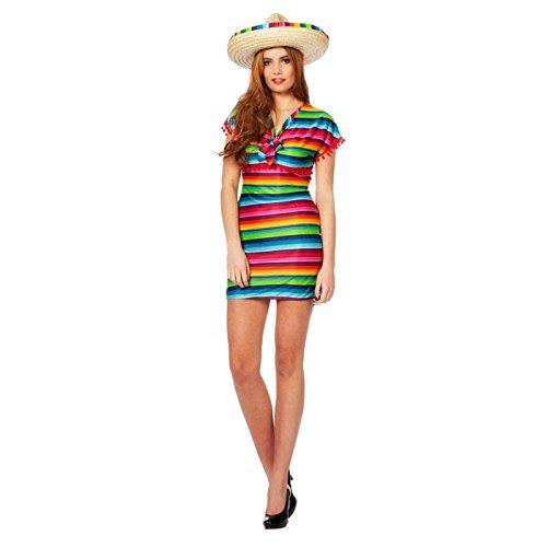 Wilbers Sale Damen-Kostüm Mexikanerin, Gr. ()