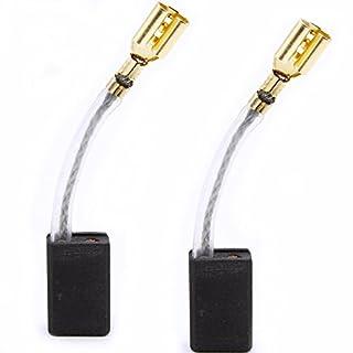 Kohlebürsten Kohlen für AEG - Atlas Copco/Milwaukee 5x10x16mm AG1500-180XC/AGV15-125XC/AGV1200-125X/AGV1500-125XC/AGV1500-180XC mit Abschaltautomatik