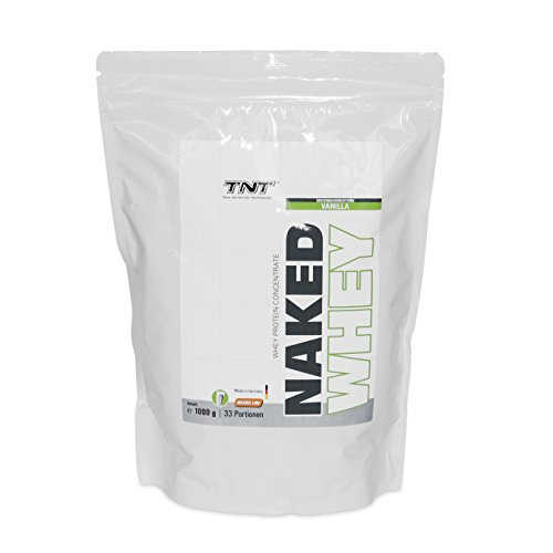 TNT Naked Whey Protein Pulver
