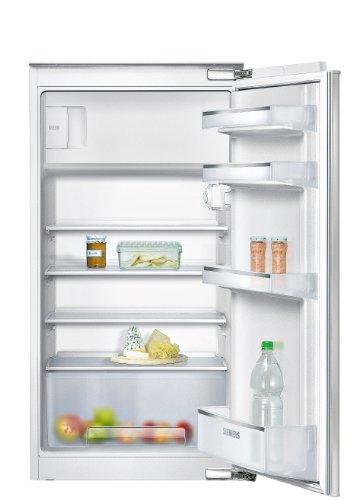 Siemens KI20RV60 iQ100 Einbau-Kühlschrank  A  Kühlteil: 185 L  safetyGlass  ecoPlus  Flachschanier