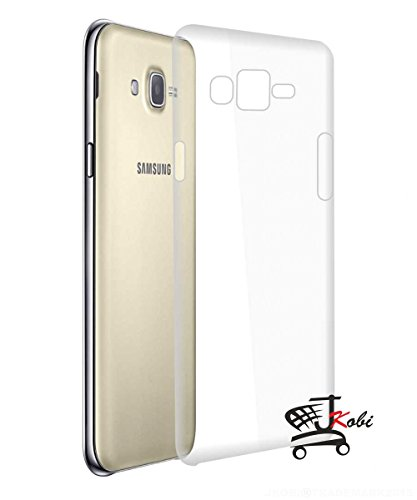 Jkobi Hard Shell Plastic Crystal Clear Back Case Cover For Samsung Galaxy Grand Prime G530H -Transparent  available at amazon for Rs.225