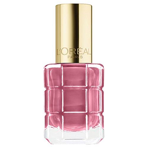 L\'Oreal Paris L\'Huile Nail Paint, 224 Rose Ballet, 13.5ml