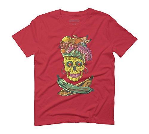 Carmen Death Men's Graphic T-Shirt - Design By Humans Red