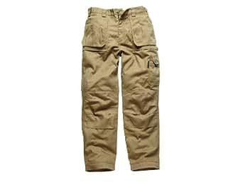 Dickies Arbeitshose Eisenhower mit Cordura® Verstärkungen, Farbe:khaki;Größe:25