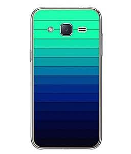Fuson Designer Back Case Cover for Samsung Galaxy J2 J200G (2015) :: Samsung Galaxy J2 Duos (2015) :: Samsung Galaxy J2 J200F J200Y J200H J200Gu (Multicolor Patch Patterns Shade Boy Male College)