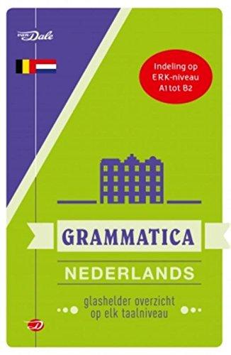 Van Dale grammatica Nederlands: glashelder overzicht op elk taalniveau (Van Dale grammatica's)