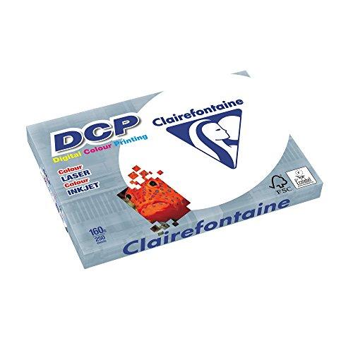 Clairefontaine Kopierpapier DCP/1843C DIN A3 weiß 160 g/qm Inh.250