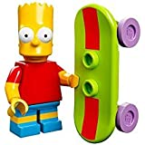 Lego Simpsons Minifigures 16 To Collect (Bart Simpson)