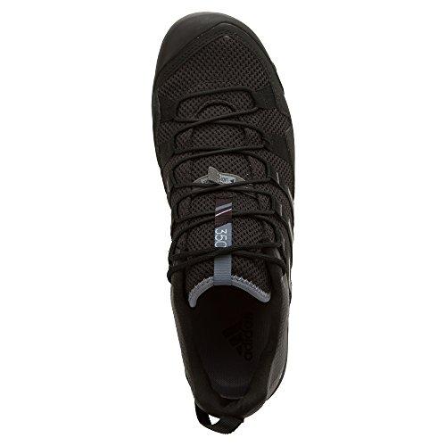 Approche Adidas Terrex extérieure Solo chaussure noire / vista Gris / craie blanche 6 Black/Vista Grey/Chalk White