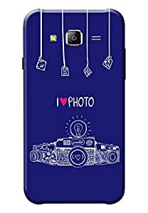 Samsung Galaxy J7 2016 Designer Cover Kanvas Cases Premium Quality 3D Printed Lightweight Slim Matte Finish Hard Back Case for Samsung Galaxy J7 2016