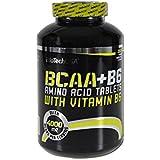 BCAA + B6 - 200 comprimés - Biotech