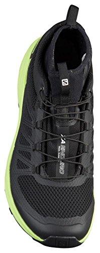Salomon Xa Scarpe Da Trail Running Enduro Uomo 0 Nero / Verde Lime / Nero