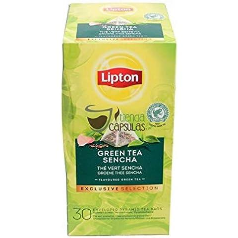 Lipton - Lipton Pyramid Thé Vert Sencha
