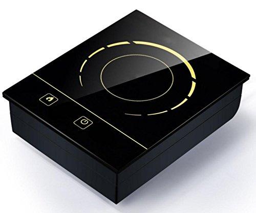 Induktionsherd Shop Gewidmet Induktionsherd Touch Quadratischen Feuer Kessel (Toaster Digitalanzeige)