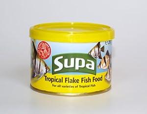 Supa Tropical Flake Fish Food 20g by supa