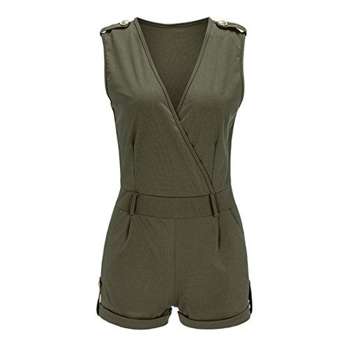 Newlife - Combinaison - Femme noir noir Taille unique Armee-Grün