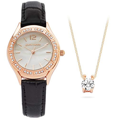 Pierre Cardin Ladies Watch Rose Gold