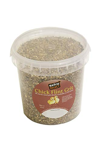 Extra Select Chick Flint Grit Tub, 1 Litre