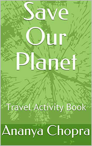 Save Our Planet: Travel Activity Book (English Edition)