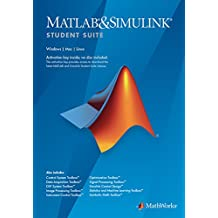 MATLAB and Simulink Student Suite R2017b