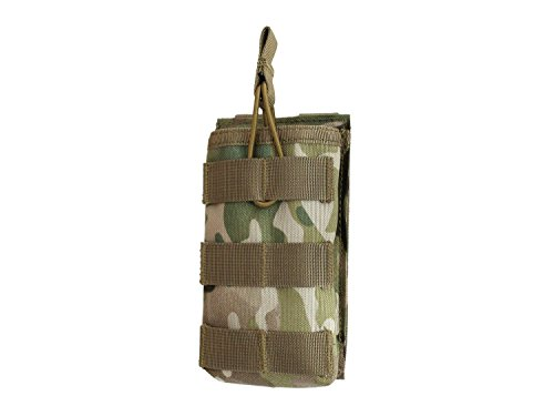 BEGADI Basic MOLLE CQB Open Mag Pouch/Magazintasche 5.56 / M4 / M16 - Single - multiterrain -