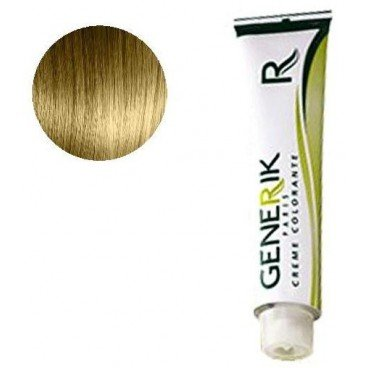 GENERIK - Coloration ss paraben 10 Blond trs clair claircissant Generik - 100 ml