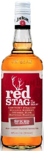 Jim Beam Red Stag Spiced with Cinnamon 1,0l