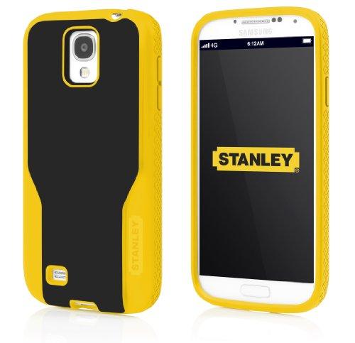 Stanley STLY-028 Technician Schutzhülle für Samsung Galaxy S4, mit Gürtelclip - Line Stanley
