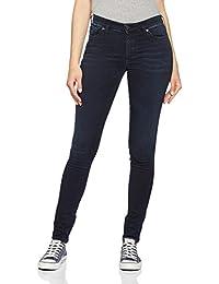 Diesel Skinzee L.32, Jeans Skinny Femme