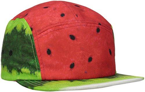 NEFF Hard Fruit Baseball-Cap, Watermelon, Einheitsgröße