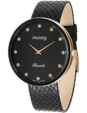 Moog Damen-Armbanduhr Analog Led