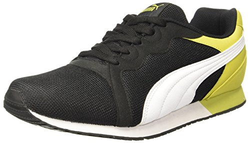 Puma Men's Pacer Black-Cireonelle Sneakers - 7 UK/India (40.5 EU) (36480504)