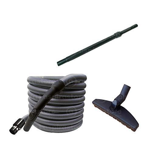 Kit accessori standard per aspirapolvere centralizzato con tubo mt 9 (9)