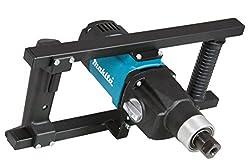 Makita UT1401 Rührgerät 140 mm, 2-Gang-Getriebe, Schwarz, Blau