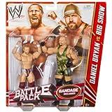 WWE Battlepack Daniel Bryan vs The Big Show 2 pack