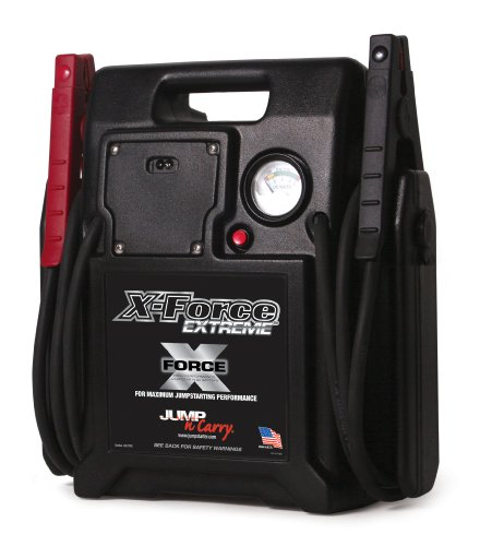 Clore Automotive Jump-N-Carry JNCXFE X-Force Extreme 12V Dual Battery Jump bc70f8e6241