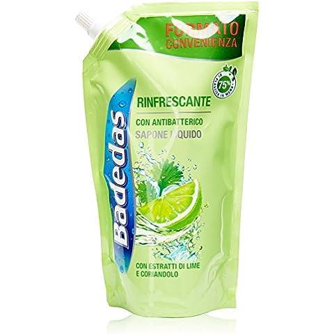 Badedas - Sapone Liquido Con Antibatterico, Con Estratti Di Lime