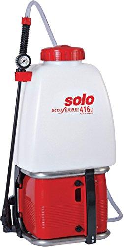 SOLO 416 Li 20 Liter Akku Rückenspritze mit Lithium Ionen Akku -Made in Germany-
