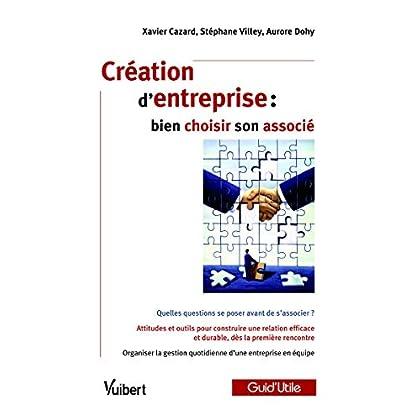 Création d'entreprise : bien choisir son associé