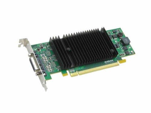 128 Mb Ddr2-pcie-grafikkarte (Matrox P690 LP Passiv Grafikkarte (PCI-e, 128MB DDR2 Speicher, Dual  DVI & VGA, 1 GPU))