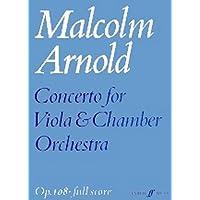 Concerto for Viola: Score