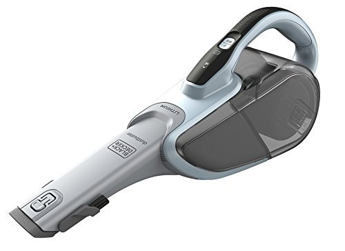 Black + Decker DVJ325J-QW Aspirateur à Main 10,8V 2,5 Ah