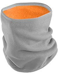 Sub Winter Warm Outdoor Thermal Snood Neck Warmer - Multi Use Outdoor Tube Scarf for Riding, Hiking, Skiing, Fishing, Camping, Outdoor Activities