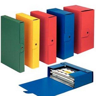 Esselte carpeta de caja para el almacenamiento de documentos a largo mucho,...