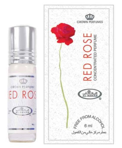Al Rehab Red rose perfume oil