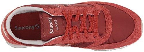 Saucony Jazz Original 2044-381, Scarpe da Ginnastica Uomo Rosso